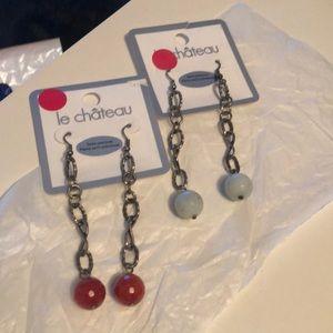 BNWT Earrings x 2